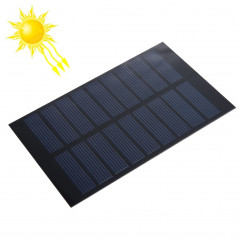 4.5V 1.3W 280mAh DIY Sun Power Battery Solar Panel Module Cell, Size: 135 x 85mm