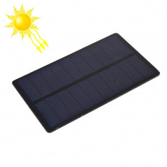 5V 1.2W 200mAh DIY Sun Power Battery Solar Panel Module Cell, Size: 118 x 70mm