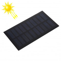 5V 0.7W 140mAh DIY Sun Power Battery Solar Panel Module Cell, Size: 107 x 61mm