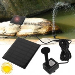 High Quality New Type of Solar Brushless Pump