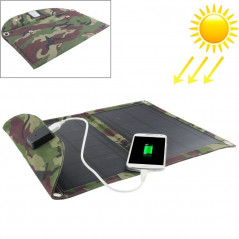 10W Portable Folding Solar Panel / Solar Charger Bag for Laptops / Mobile Phones