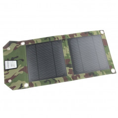 Chargeur solaire 5W...