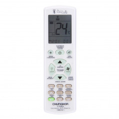 CHUNGHOP K-920EH Universal Air-Conditioner Remote Controller Support Control 2 Air Conditioners at The Same Time