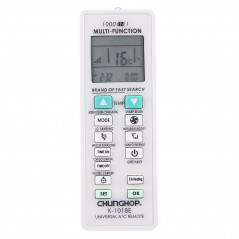 CHUNGHOP K-1018E 1000 in 1 Universal Air-Conditioner Remote Controller
