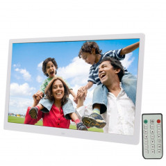 17.0 inch LED Display Digital Photo Frame with Holder / Remote Control, Allwinner Technology, Support USB / SD Card Input / OTG,