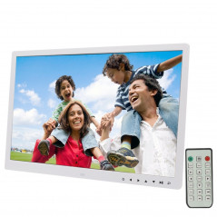 17.0 inch LED Display Digital Photo Frame with 7-keys Touch Button Control / Holder / Remote Control, Allwinner Technology, Supp