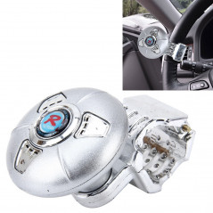 312A Silver Car Auto Universal Steering Wheel Spinner Knob Auxiliary Booster Aid Control Handle