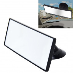 3R 3R-125 Car Auto 360 Degree Adjustable Interior Windshield Blind Spot Mirror with Two Sucking Cup Holder