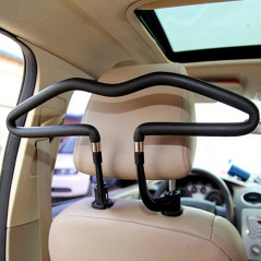 Car Auto Universal Metal Seat Headrest Cloth Jacket Suit Coat Hanger Holder