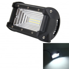 72W 6000K 3000LM Car LED Work Lights Flood Light with 24 LEDs SMD-3030 Lamps, DC 10-48V(White Light)