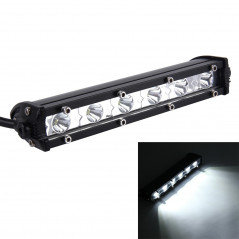 DC 10-30V 18W 2300LM 6500K Waterproof Vehicle Car Boat Marine External Work Lights Emergency Lights 30 Degrees Adjustable Spot L