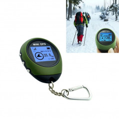 Mini GPS Plotter Géolocalisateur multi-function (format key) NO-NAME - 1