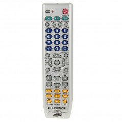 Telecommande universelle TV/DVD/VCD