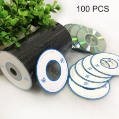Pack 100 disques vierge 8CM Mini CD-R 225MB/25min NO-NAME - 1