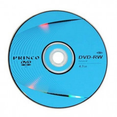 Pack de 10 DVD-RW vierge 4.7GB / 12cm NO-NAME - 1