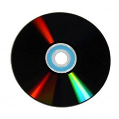 Pack de 10 DVD-RW vierge 4.7GB / 12cm NO-NAME - 2
