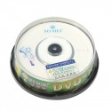 Pack de 10 Mini DVD-R vierge 1.4GB/30min/8cm SO MEI - 4