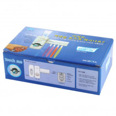 Distributeur automatique de dentifrice & Support pour brosses à dents NO-NAME - 5