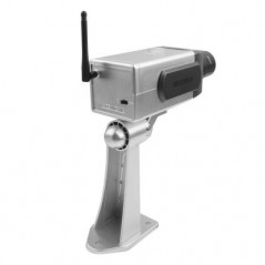 Caméra factice sans-fil de surveillance IR LED NO-NAME - 5