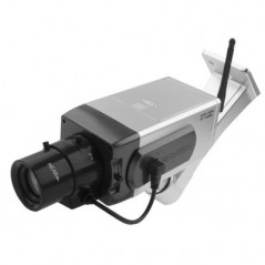 Caméra factice sans-fil de surveillance IR LED NO-NAME - 6