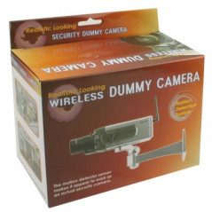 Caméra factice sans-fil de surveillance IR LED NO-NAME - 7
