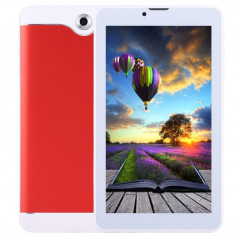 Phablette Téléphone 3G 8GO PDA rouge GPS-Android 4.4.2 - 2 SIM - Wifi OTG Bluetooth