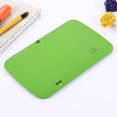 Tablette enfant verte, écran 7p. tactile, 8 Go, Android 5.1, Double caméras NO-NAME - 7