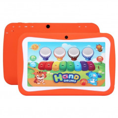 Tablette enfant, tactile, Orange, 4 Go, Android 4.1 M-755-KIDS-TABLET - 1