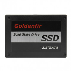 Goldenfir 2.5 inch mSATA Solid State Drive, Flash Architecture: MLC, Capacity: 512GB Goldenfir - 1