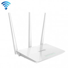 Tenda F3 Wireless 2.4GHz 300Mbps routeur WiFi avec 3 * 5dBi Antennes externes (Blanc) Tenda - 1