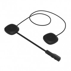 MH04 bluetooth 5.0 motorcycle bluetooth headset headset bluetooth headset Walkie-Talkie Headset - 1