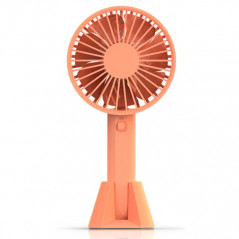 Original Xiaomi VH Multi-function Portable Mini USB Charging Handheld Small Fan with 3 Speed Control(Orange) Xiaomi - 1