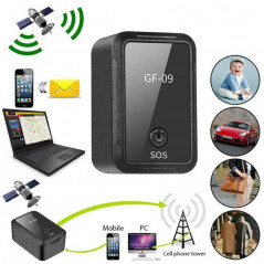 Listening to Remote Conversation - GSM / GPRS Real Time Geolocator Mini Locator (GF09) GF-09 - 1