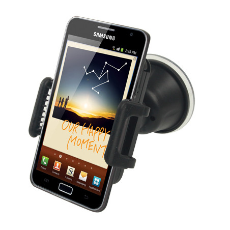 Support universel auto pour Galaxy Note, iPhone 4, Nokia, Gps