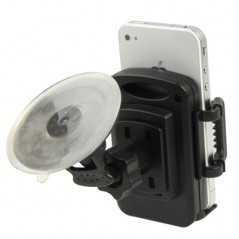 Support universel auto pour Galaxy Note, iPhone 4, Nokia, Gps NO-NAME - 2